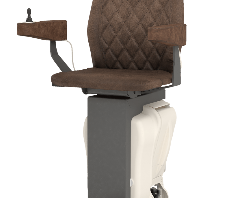 UP Brown stairlift