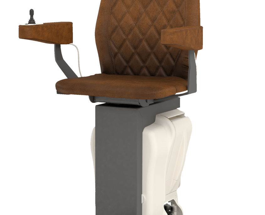 UP Cognac stairlift